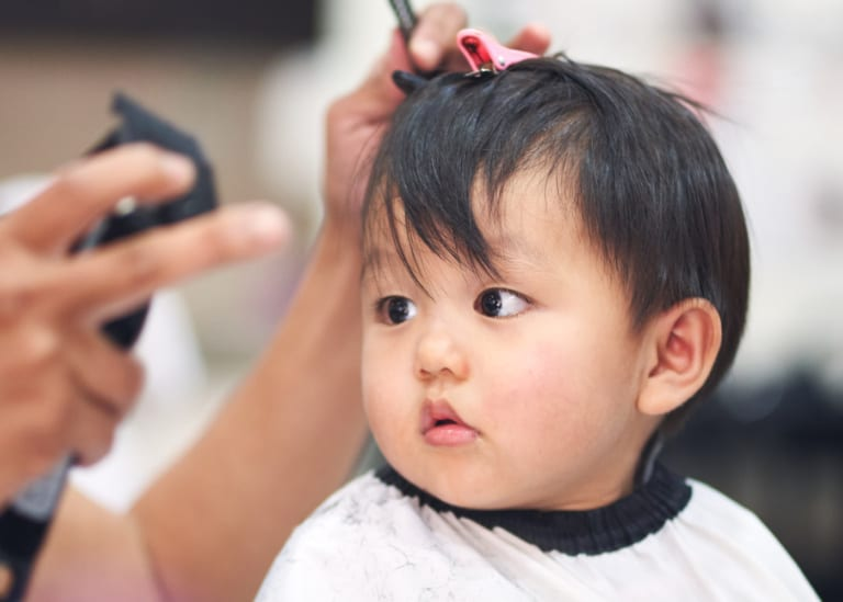 Kids' haircuts in Singapore: best kids' hairdressers and salons for children