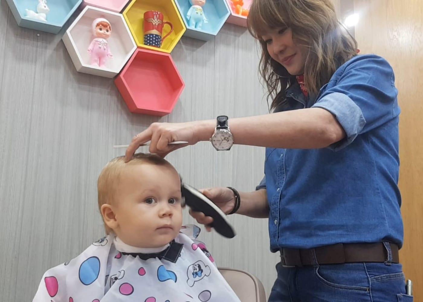 LA Kids Cowboy | kids haircuts in Singapore