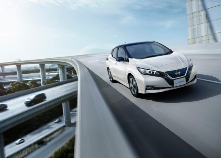 Find of the week: Nissan LEAF