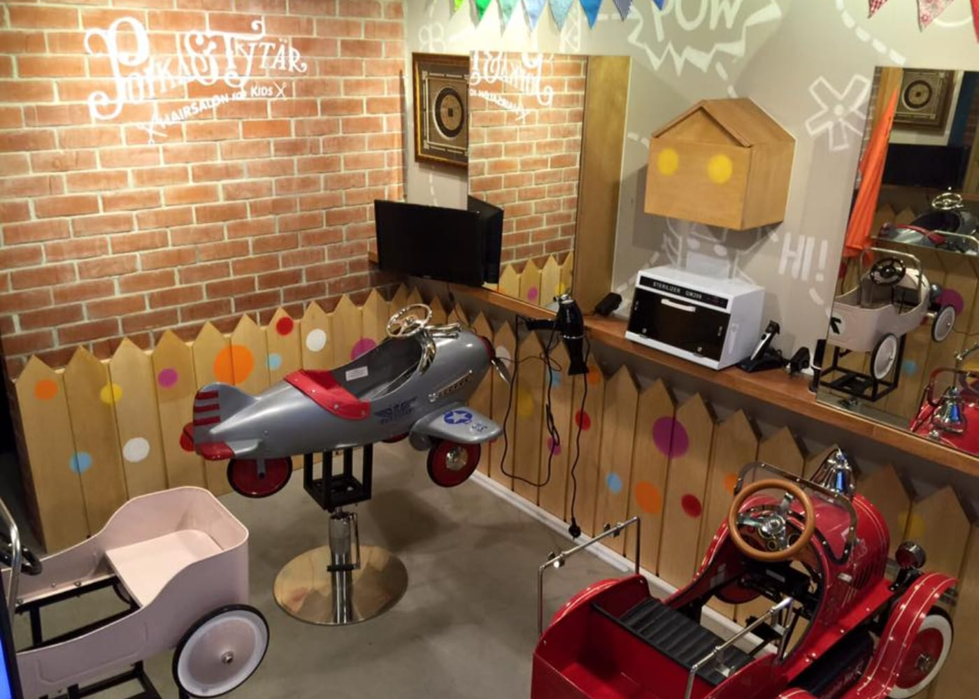 Poika & Tytar | kids hairdressers singapore