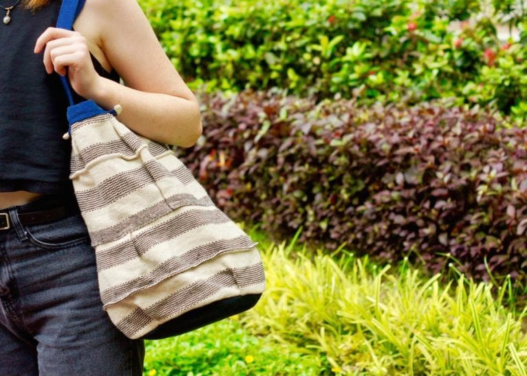 Find of the week: Purnama Outreach makes cool bags that change lives