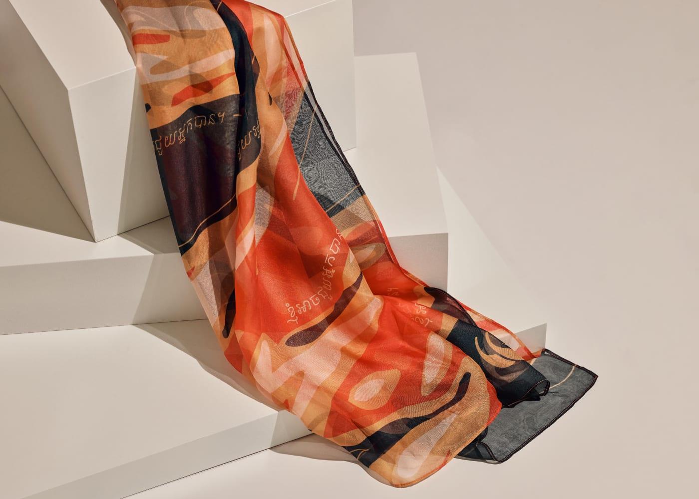 hagar singapore scarves