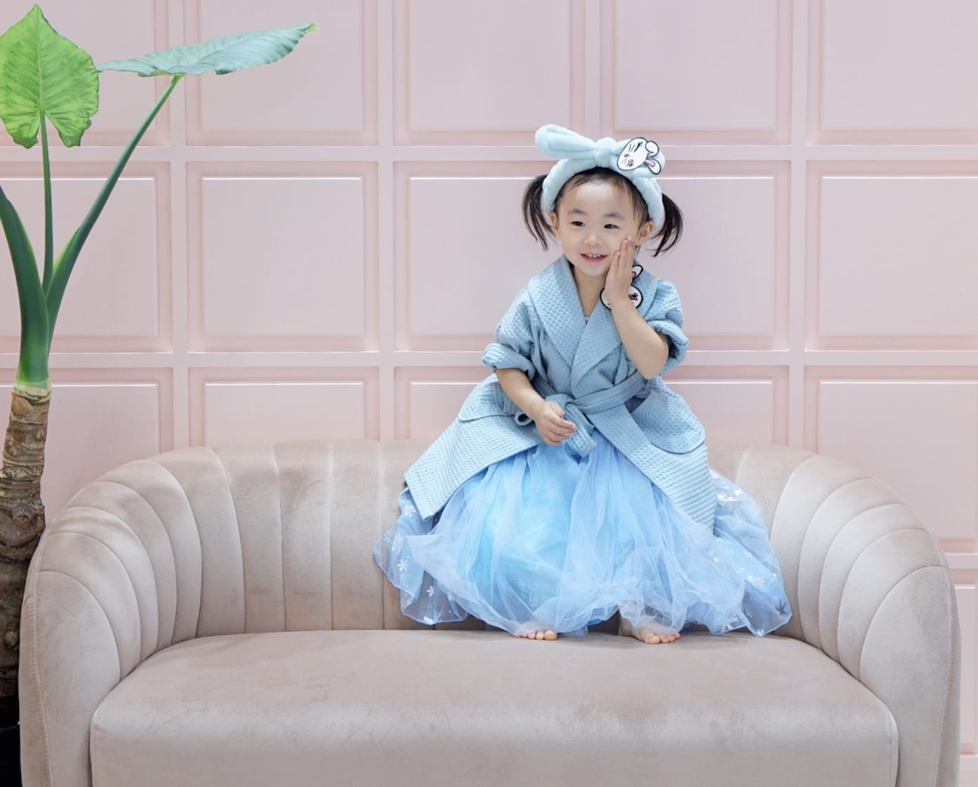 Kid-friendly things to do in Seoul: ShuShu & Sassy Beauty Spa