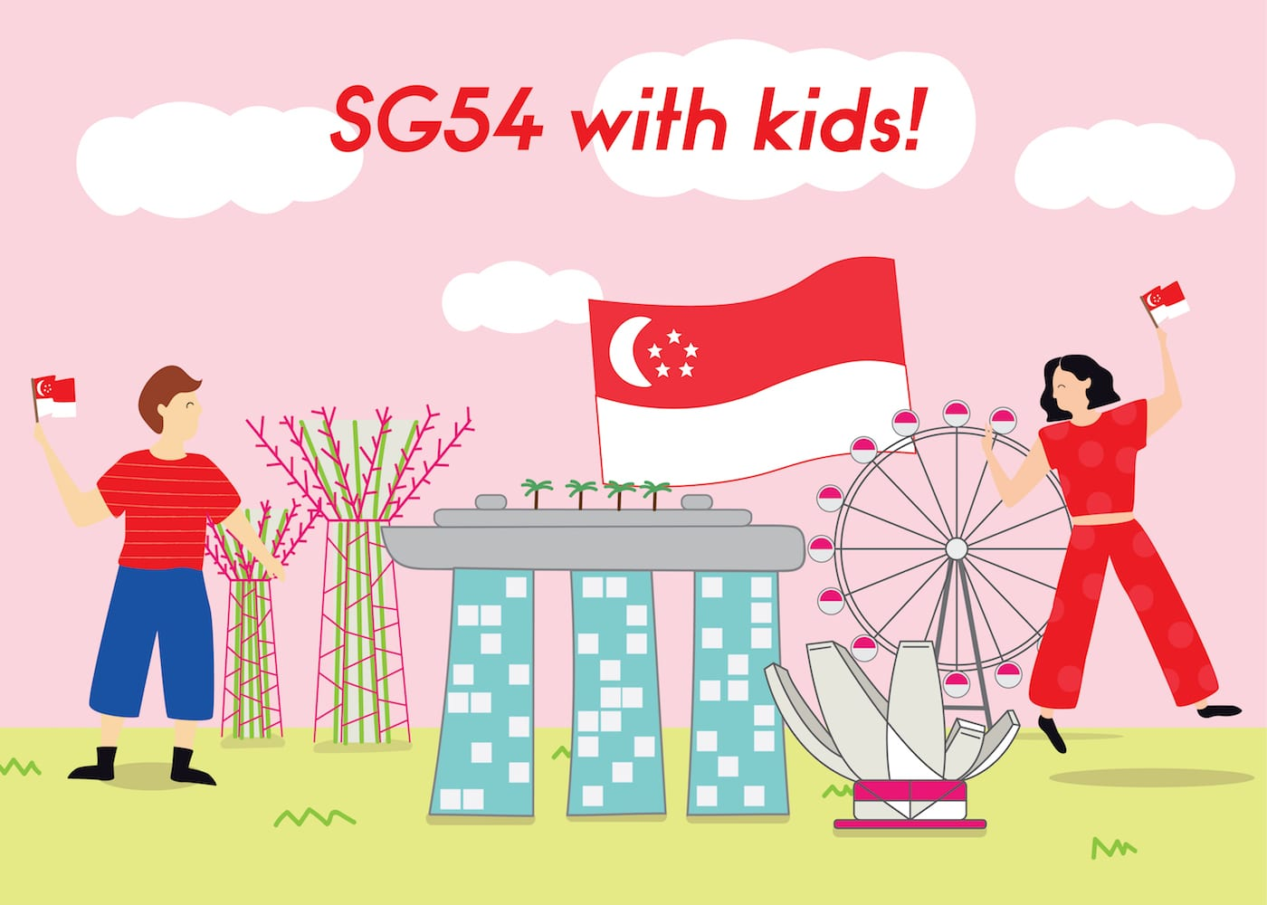 National Day 2019 celebrations: 54 things to do in Singapore with the kids
