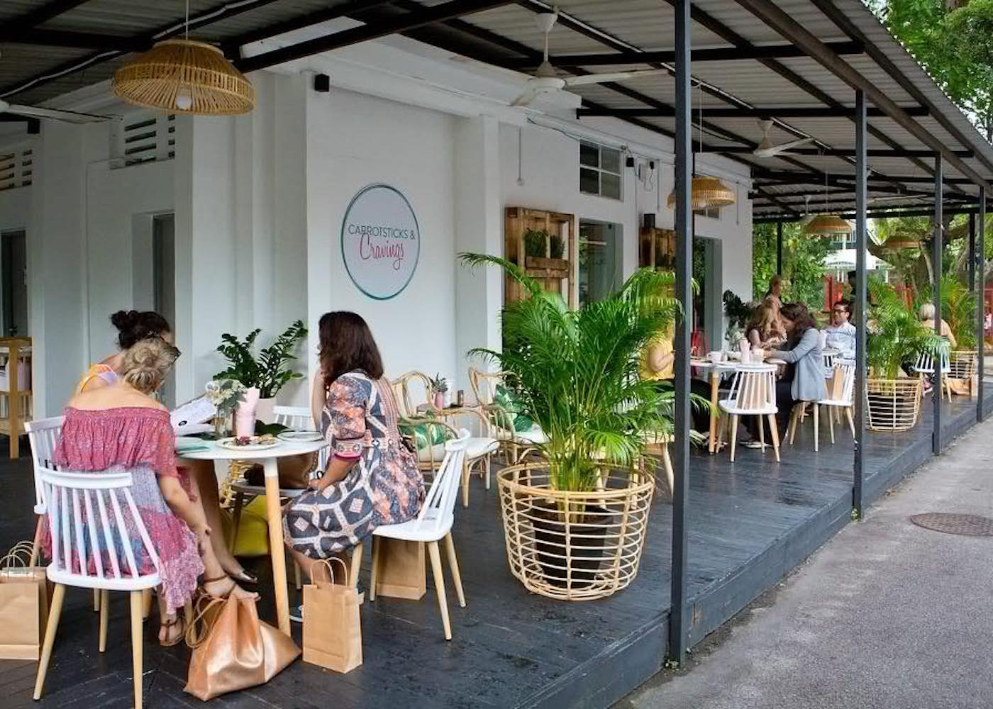 Carrotsticks and Cravings Cafe | Where to eat, shop and play in Dempsey Hill