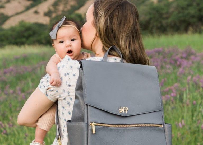 Mum bags that aren't mum bags: super-stylish diaper bags