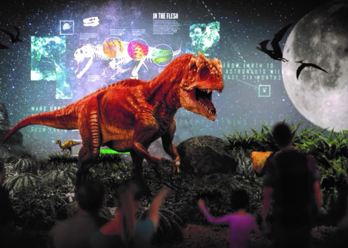 dinosaur things to do Singapore