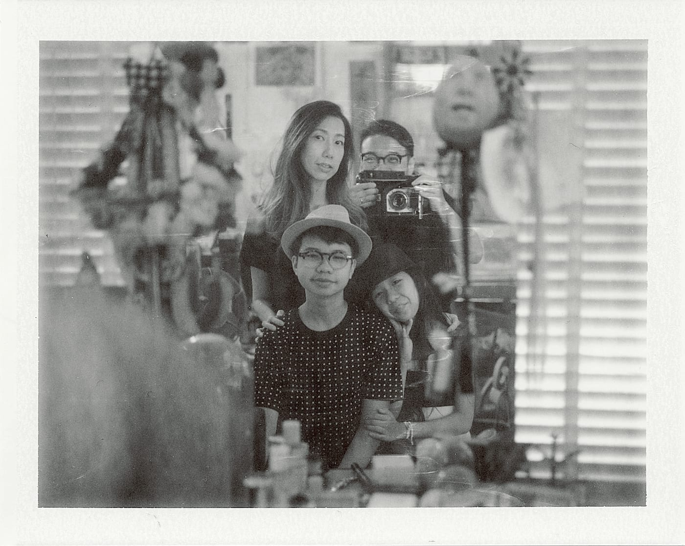 Award-winning creative director Pann and Claire Lim on family, love and creativity