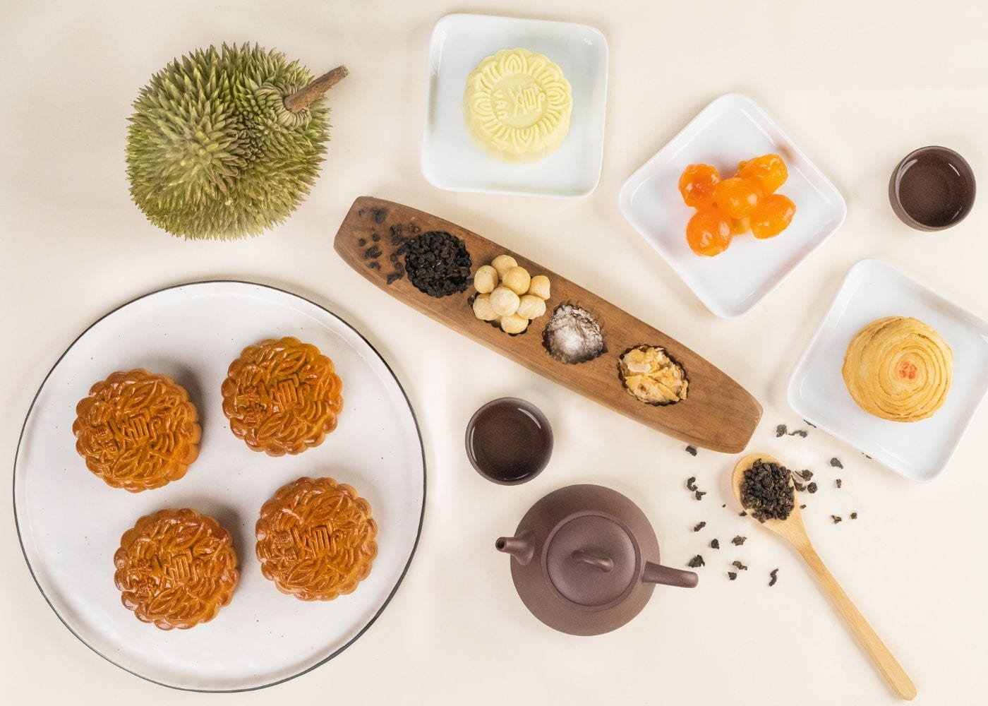 Must-try mooncakes for Mid-Autumn festival