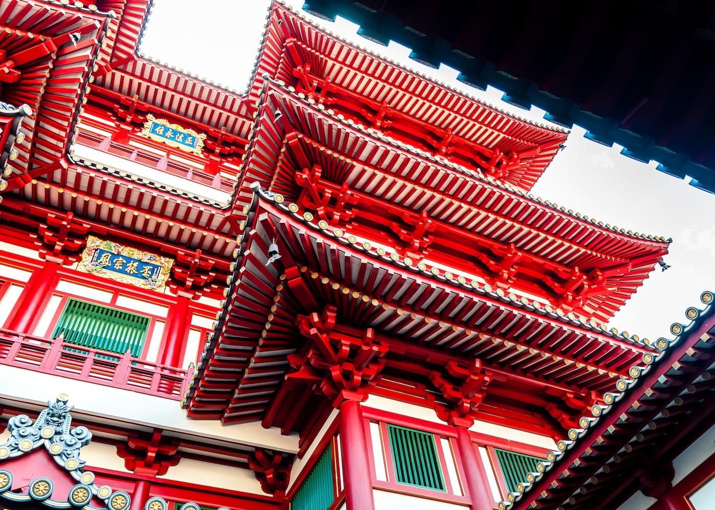 Singapore's 12 best Buddhist, Hindu and Taoist temples to see with the family