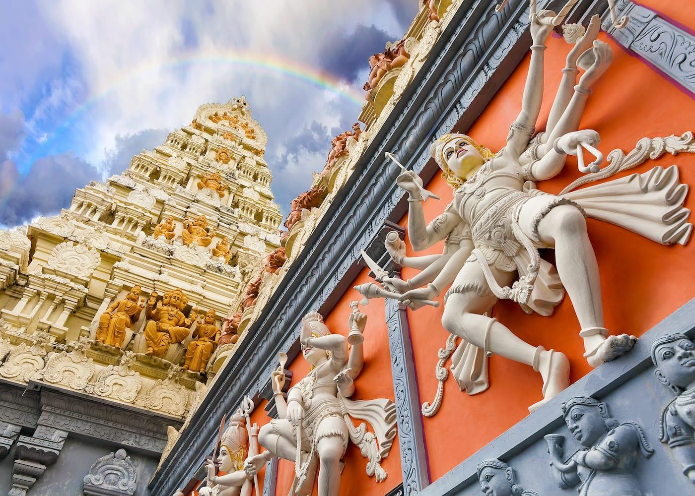 Singapore Temples: Sri Senpaga Vinayagar Temple