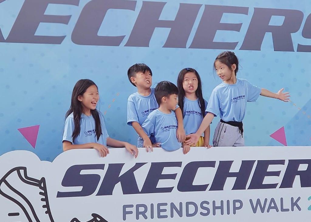 Skechers Friendship Walk
