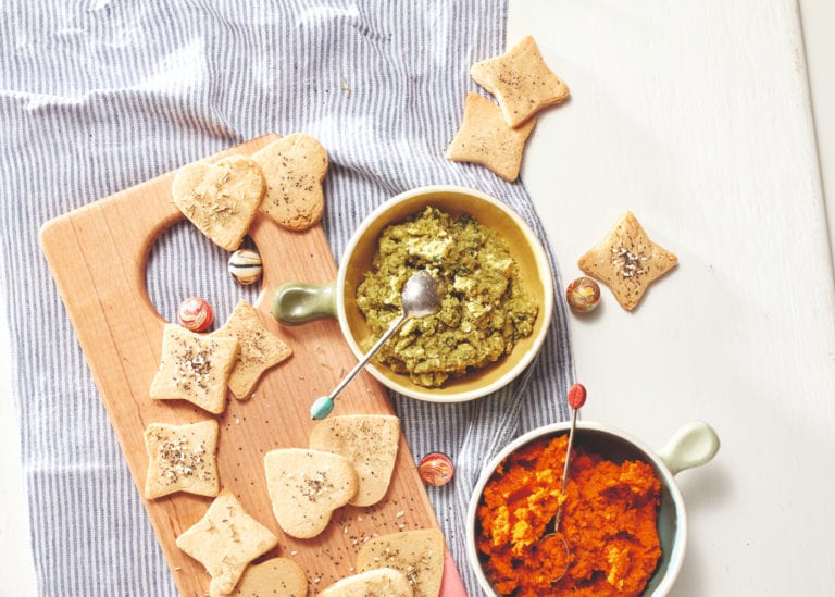 Smart Snacks: Green pea dip to go wild for at your next get-together or gathering