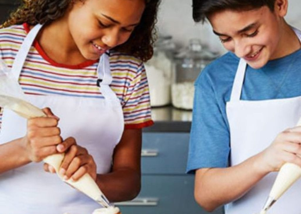 Teen Baking Camp