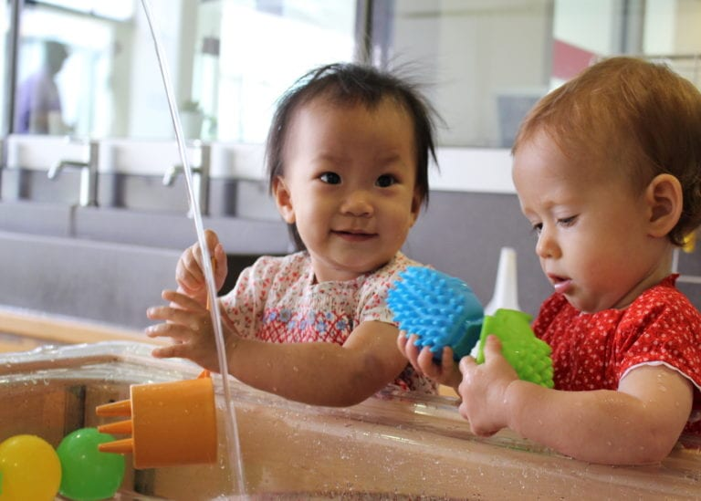 Want to build a strong bond with your baby? Get tips from the early childhood experts at Stamford American International School's Infant Care Program