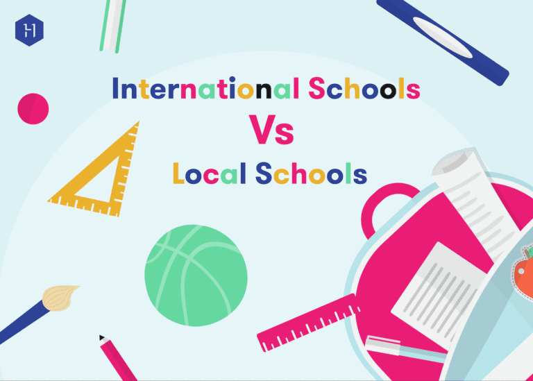 Local or international school: Here's everything you need to know when choosing the right school for your child