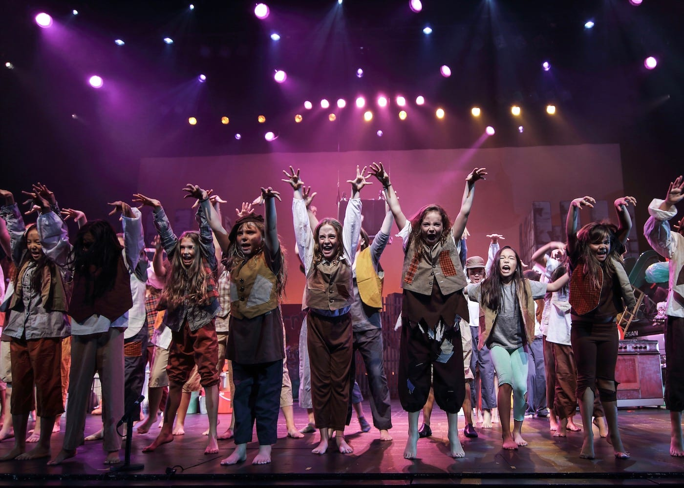 Celebrate 20 years of Centre Stage, a creative and performing arts school in Singapore!