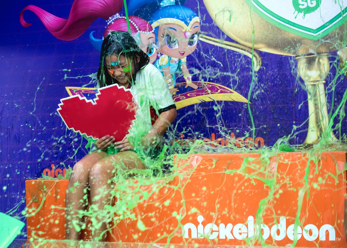 Get slimed! First In-Mall Slime Experience for kids at City Square Mall