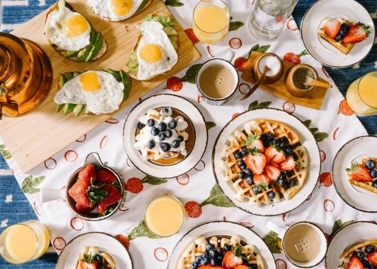 Family-friendly brunch: Where to get the best eggs Benedict, stack o' pancakes and strong coffee in Singapore