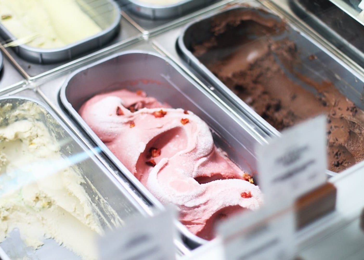Best places in Singapore for ice cream, gelato, waffles and popsicles: Kind Kones in Tanglin Mall