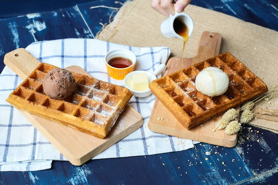 Best places in Singapore for ice cream, gelato, waffles and popsicles: Udders
