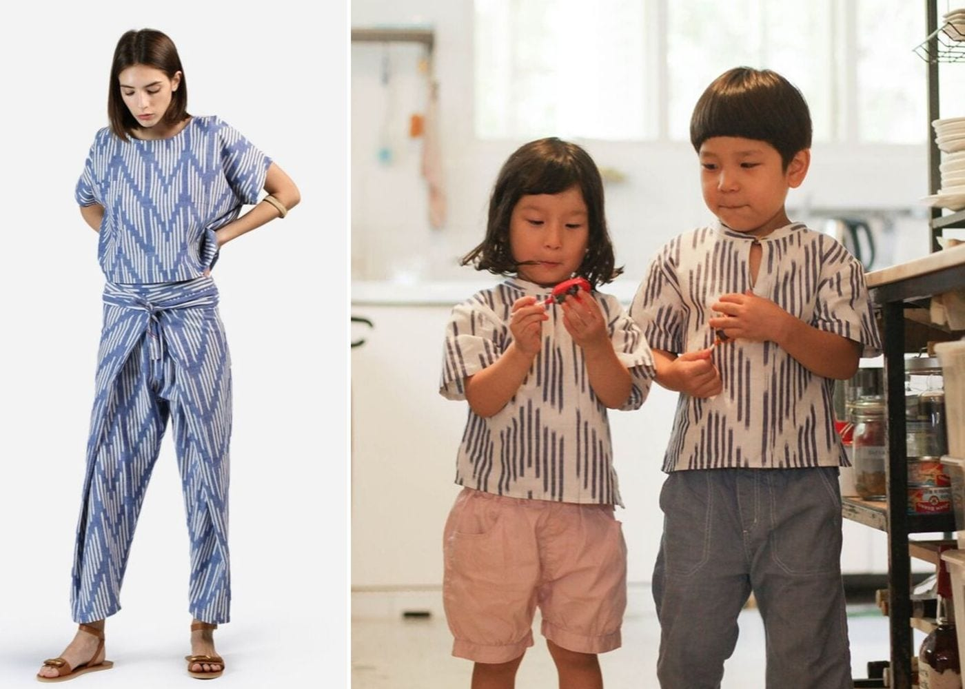 #Twinning: lad and dad, mommy and me matching outfits – MATTER