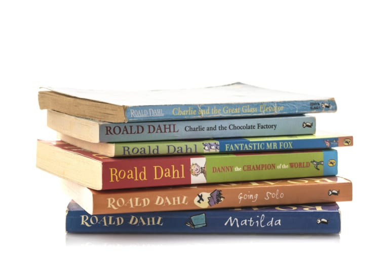 HoneyKids Book Club: Our favourite Roald Dahl reads