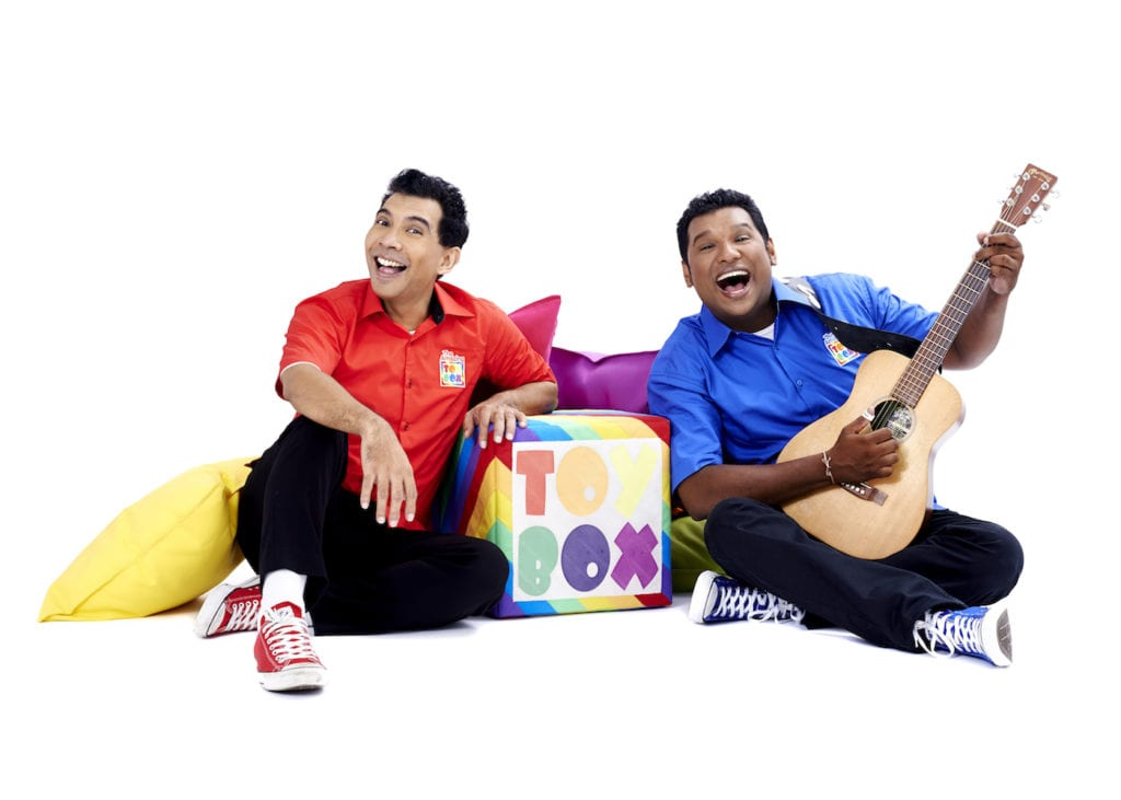 The Amazing ToyBox: Musical playgroups for kiddos aged 2–6