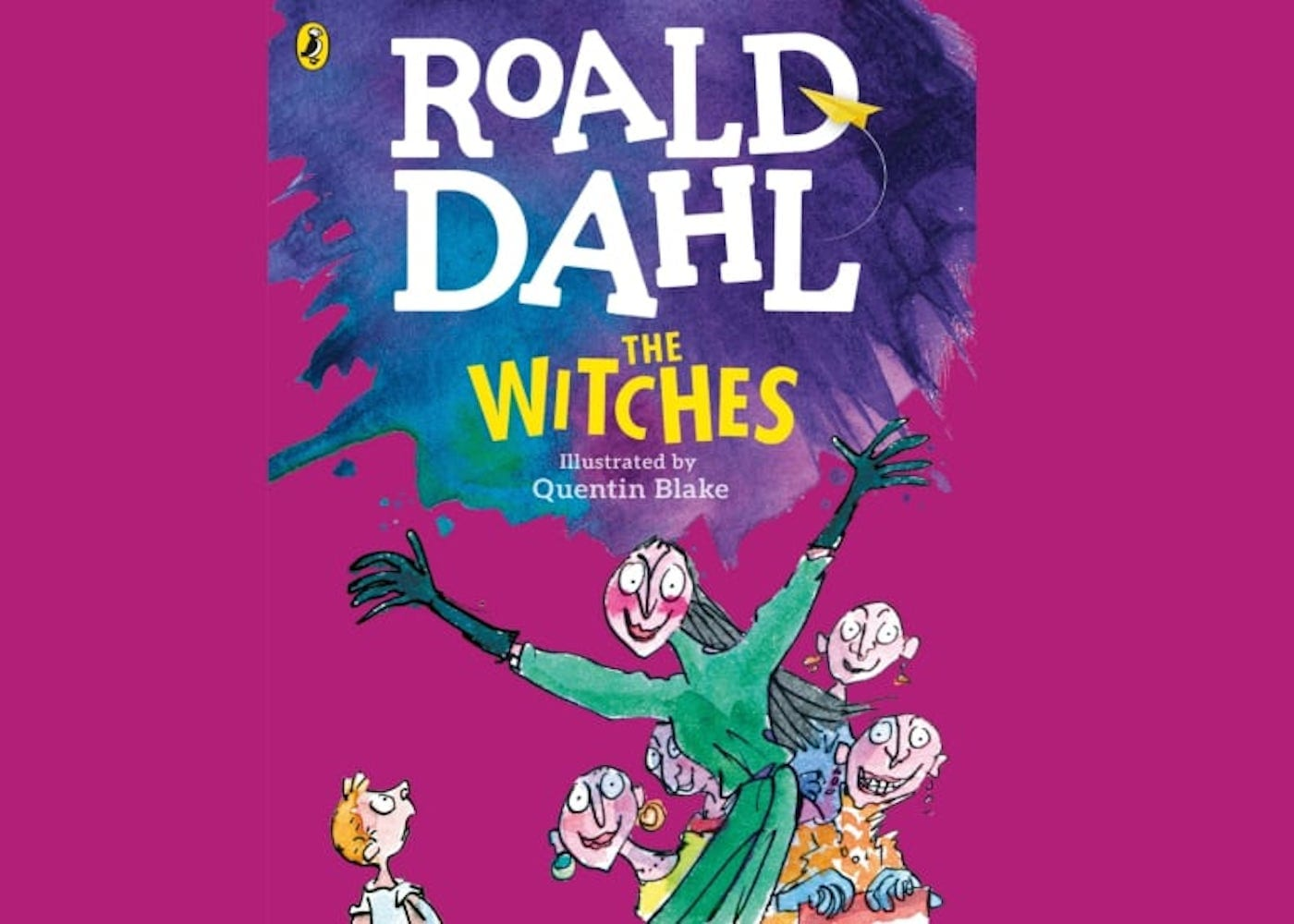 the-witches-roald dahl childrens book