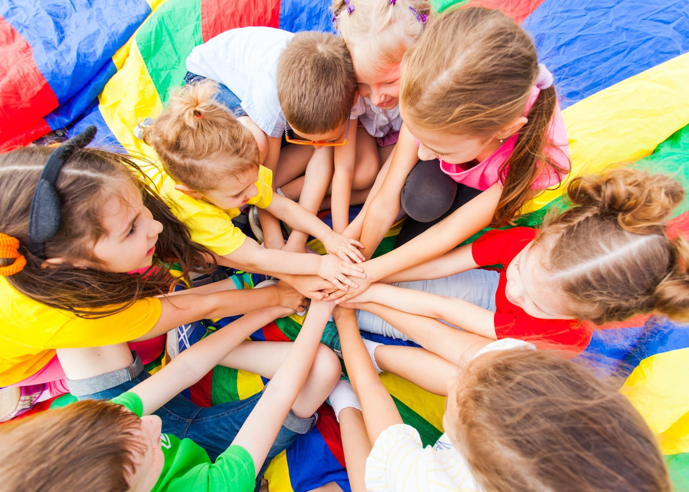 Holiday camps for kindergarten, primary and secondary school kids: September and October 2019