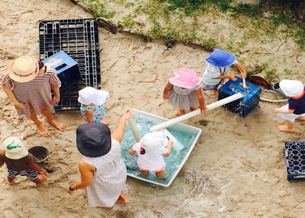 Blue House Nursery & International Preschool Open House