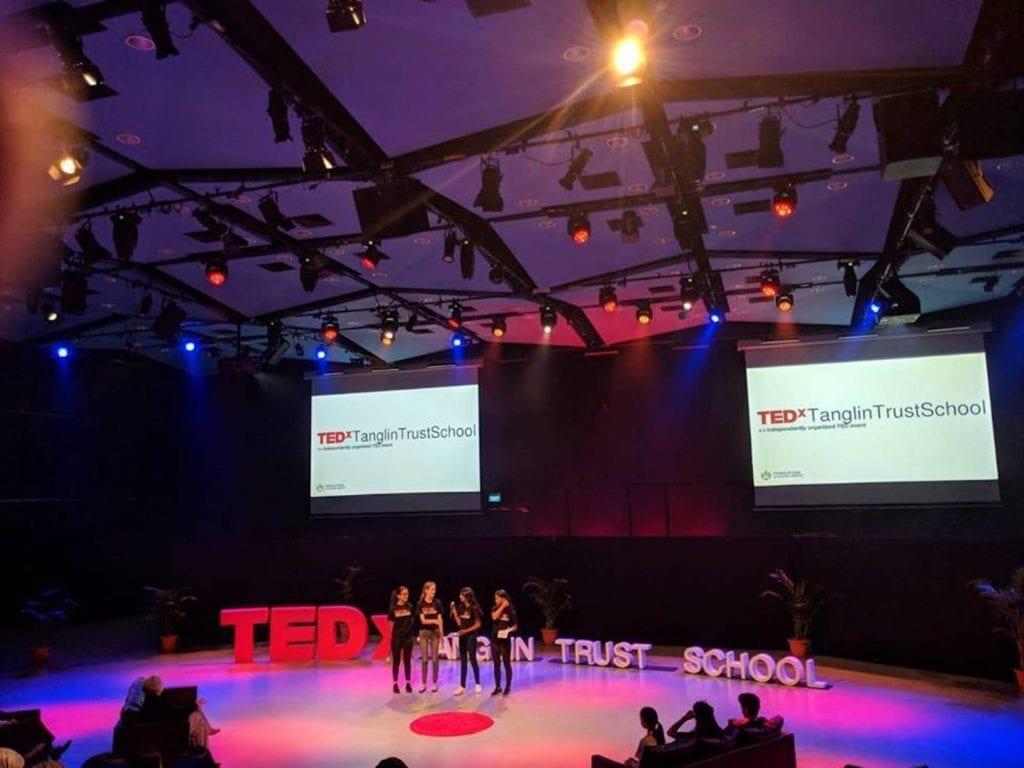 TEDxTanglin Trust School