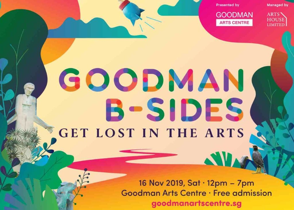 Goodman: B-Sides 2019 (#GoodmanBsides)