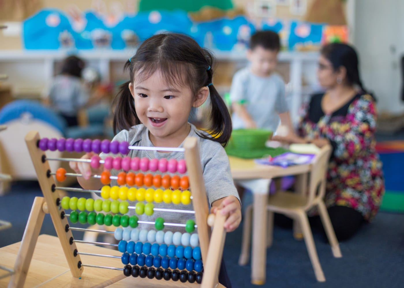 How SAIS helps set our kids up for success, thanks to its Early Learning Village and tailored approach