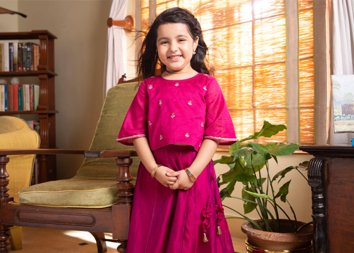 indian clothes for the family