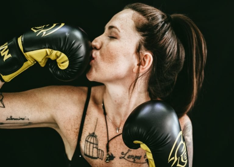 Muay Thai therapy for mum rage: Here's why it works for this mum-of-two