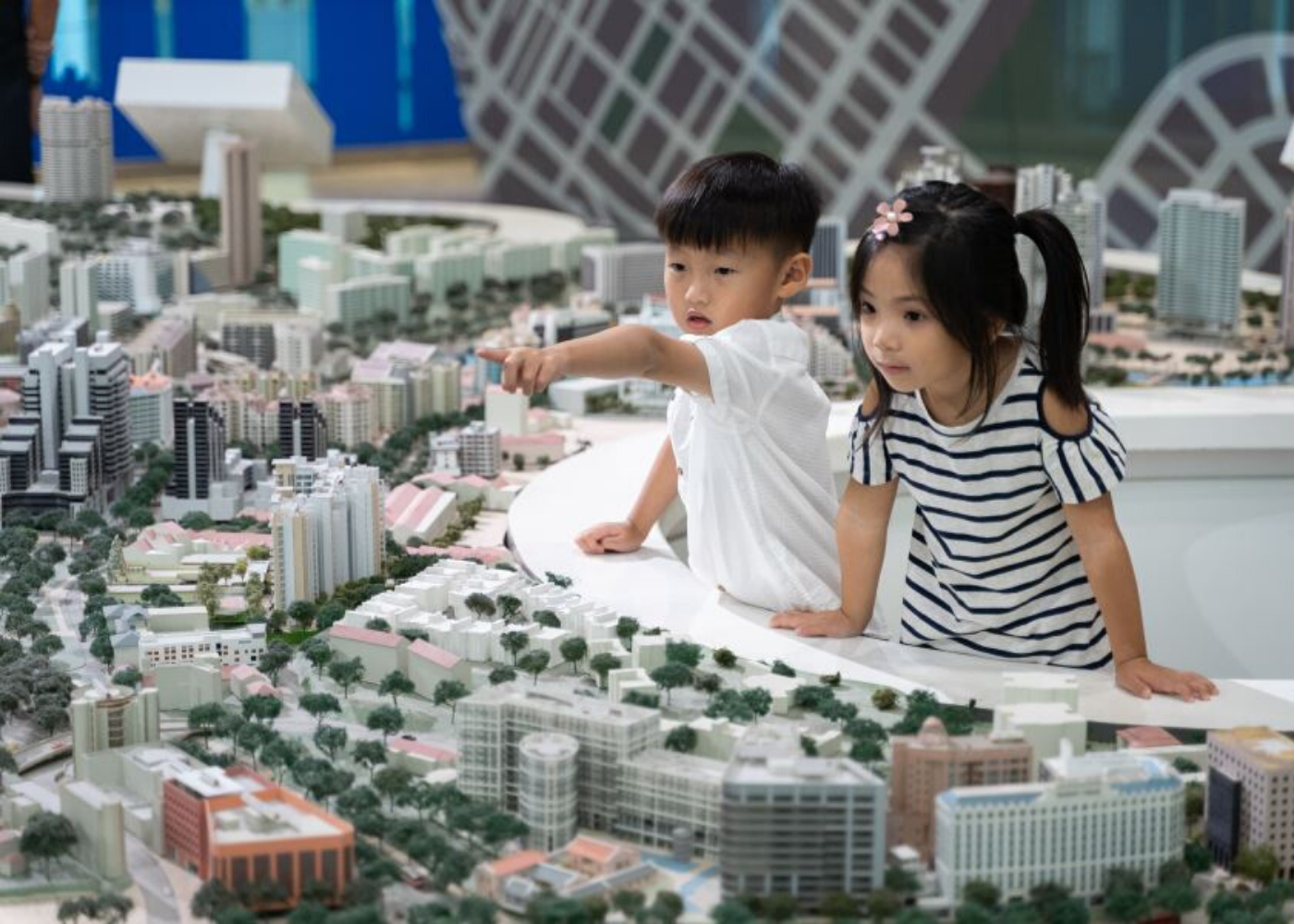 Singapore City Gallery, Urban Redevelopment Authority
