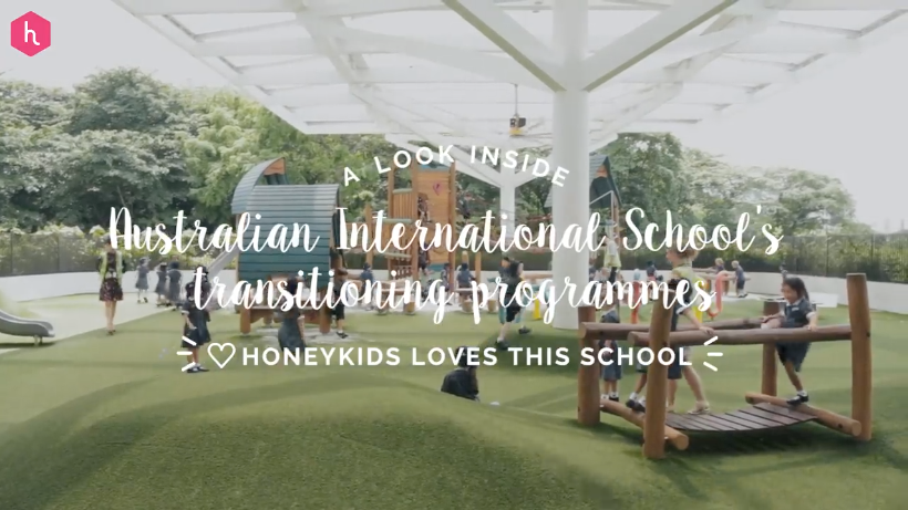 Australian International School – Transitioning Programmes