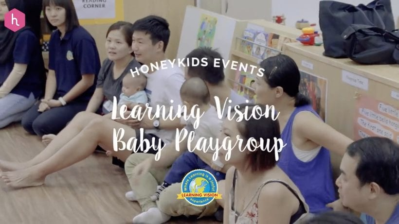 HoneyKids Bubs & Tots Messy Playgroup with Learning Vision