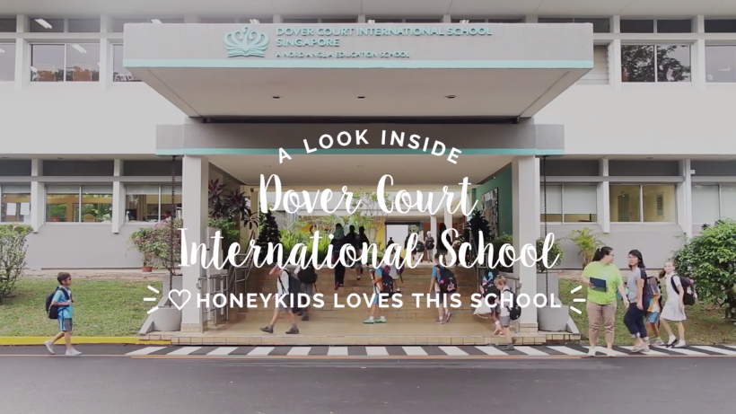 HoneyKids School Selector: Dover Court International School
