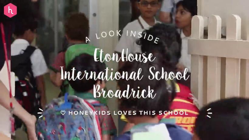 EtonHouse International School Broadrick