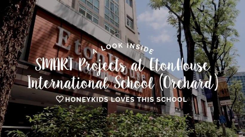 22nd century learning at EtonHouse Orchard International School
