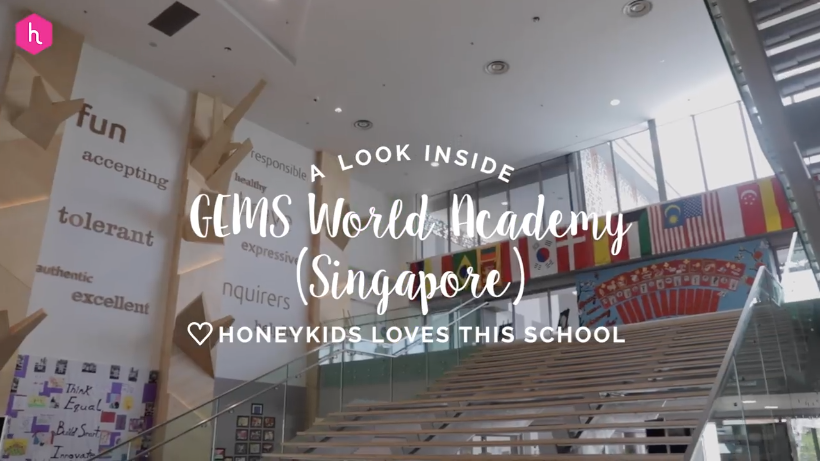 Great teachers make great students at GEMS World Academy (Singapore)