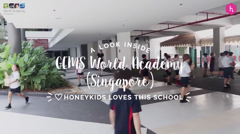 GEMS World Academy interview with Head of School Richard Henry
