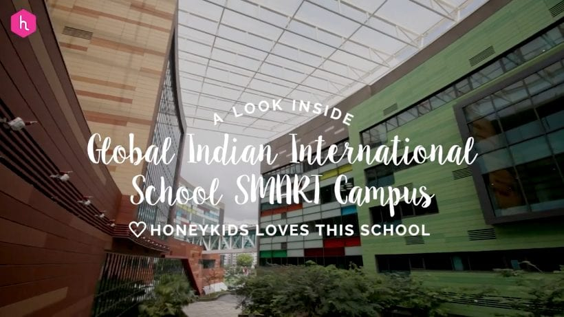 An inside look at GIIS SMART Campus