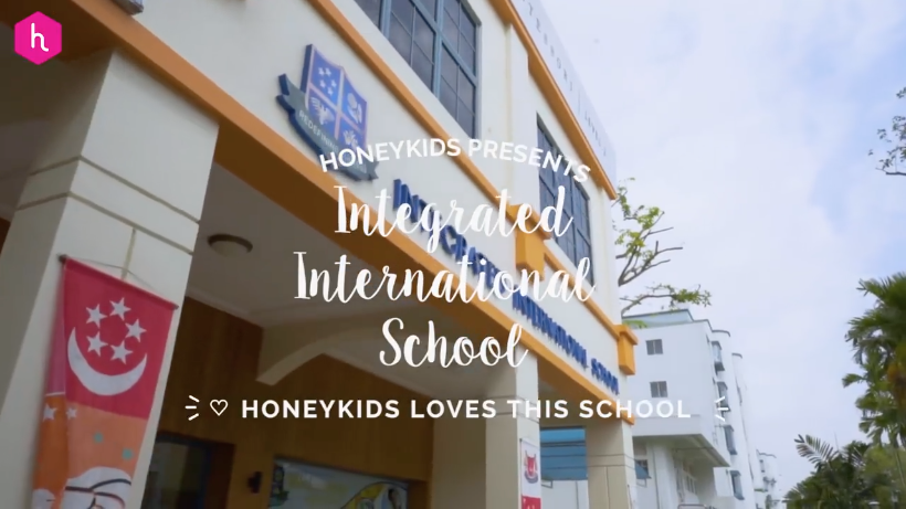IIS: The happiest school in Singapore