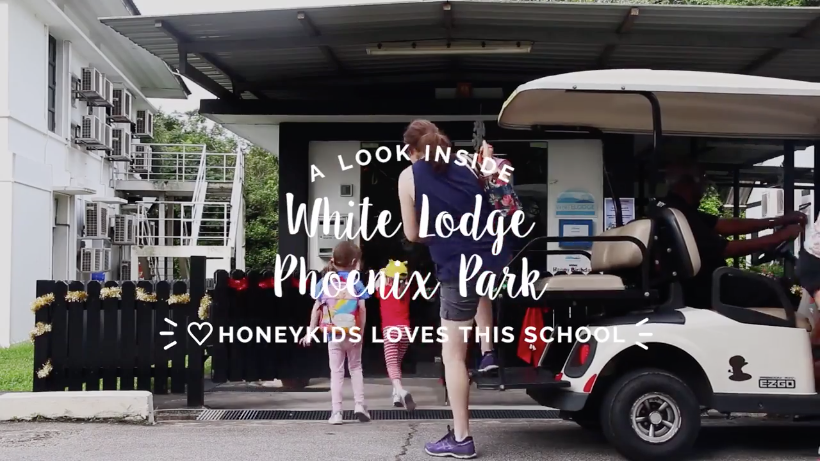 HoneyKids Asia loves White Lodge International Preschool
