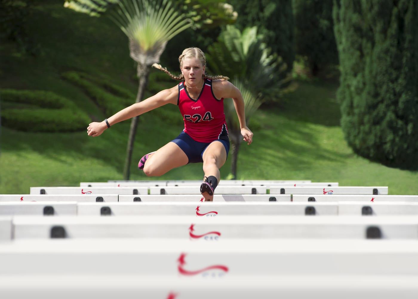 Athletics programs at international schools