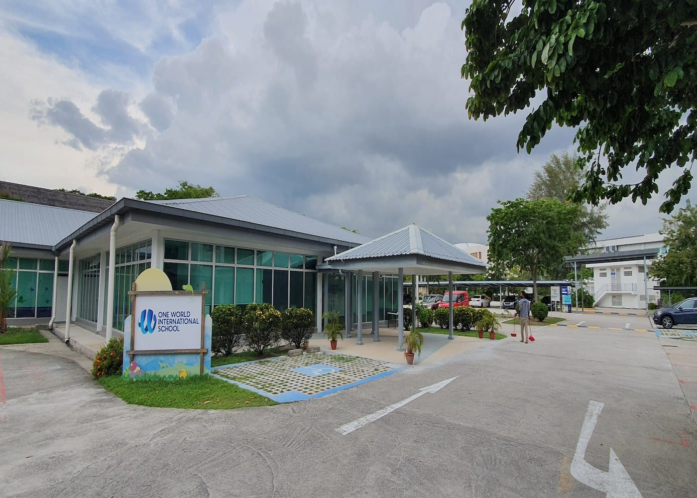 One World International School (OWIS) new campus at East Coast