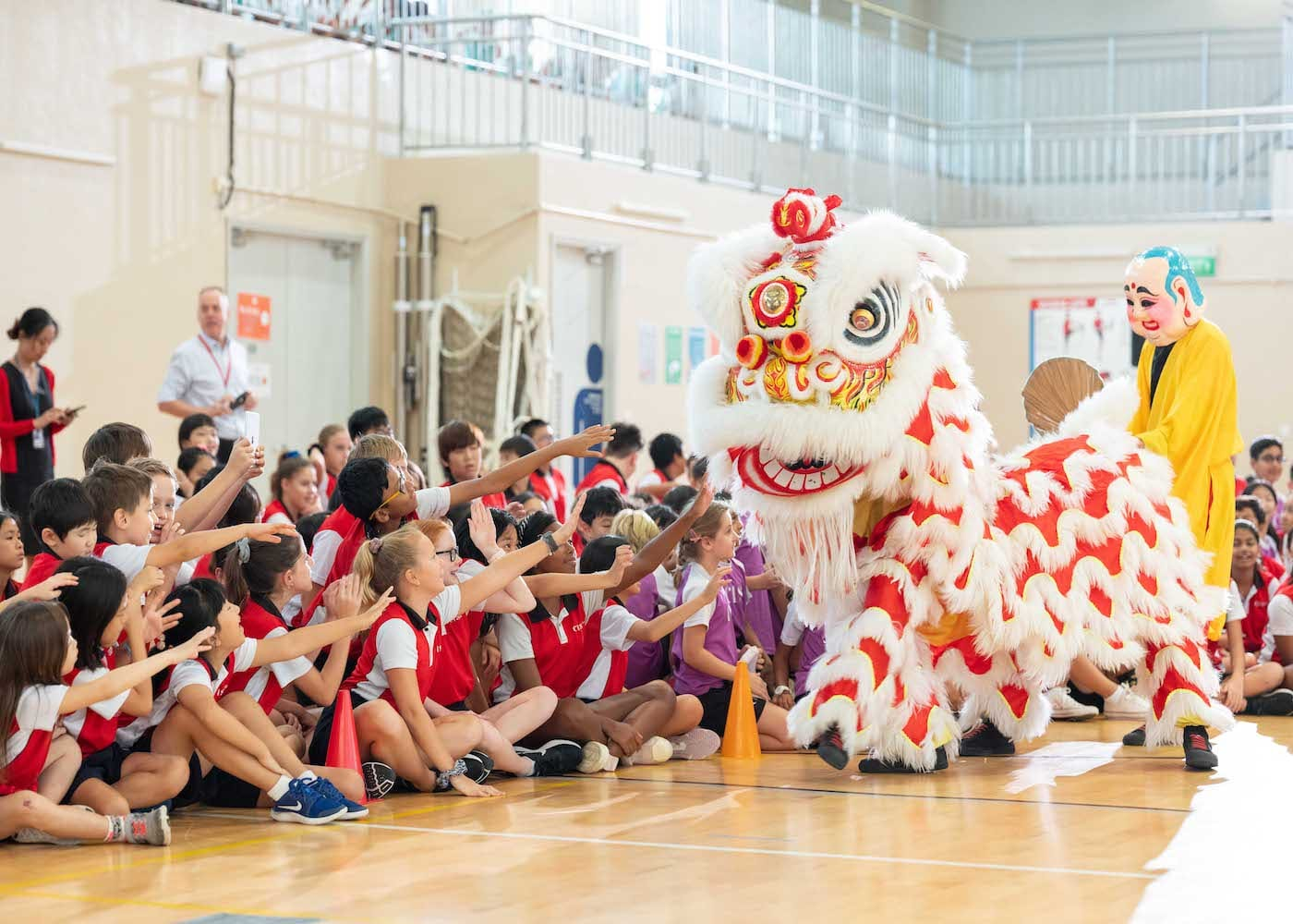 Experience a magical Chinese Wonderland with the family at CIS this December